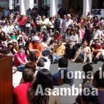 #9M2015MRivas  Asamblea 15M analizando 4 años de activismo