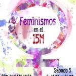 FEMINISMOS  -  TERCER ENCUENTRO